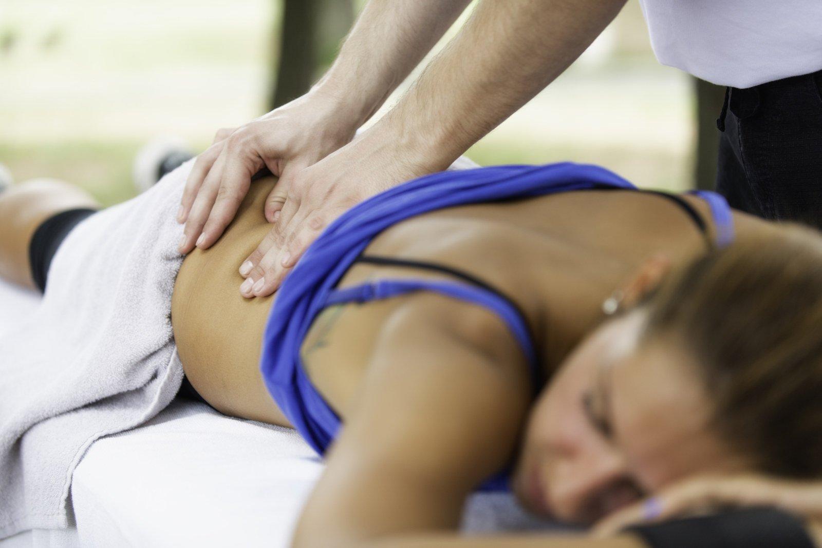 Physiothérapie du Parc - Contact