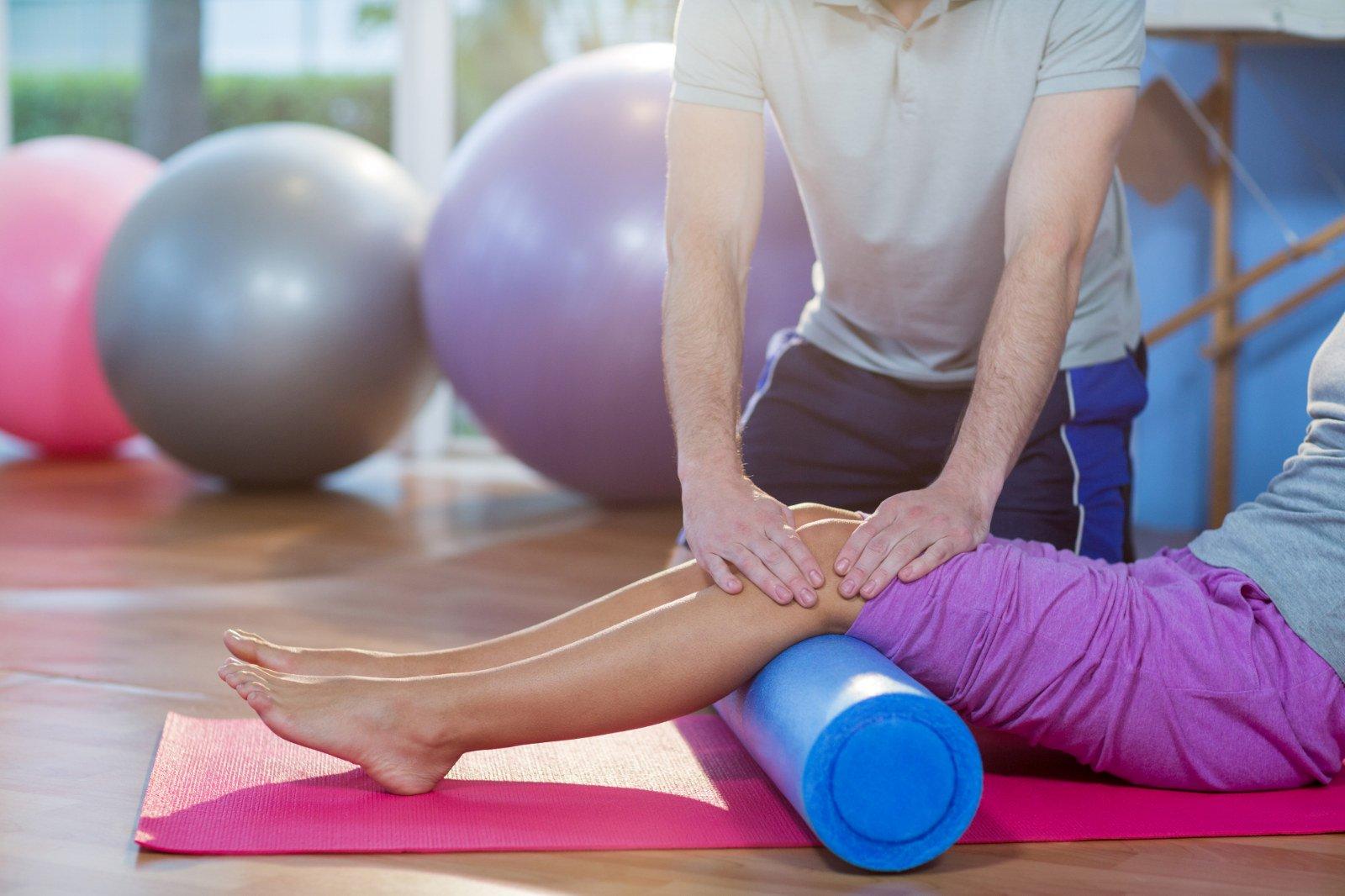 Physiothérapie du Parc -Matériel